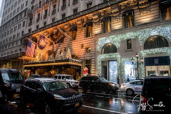 NYC 2017 Christmas / Snow