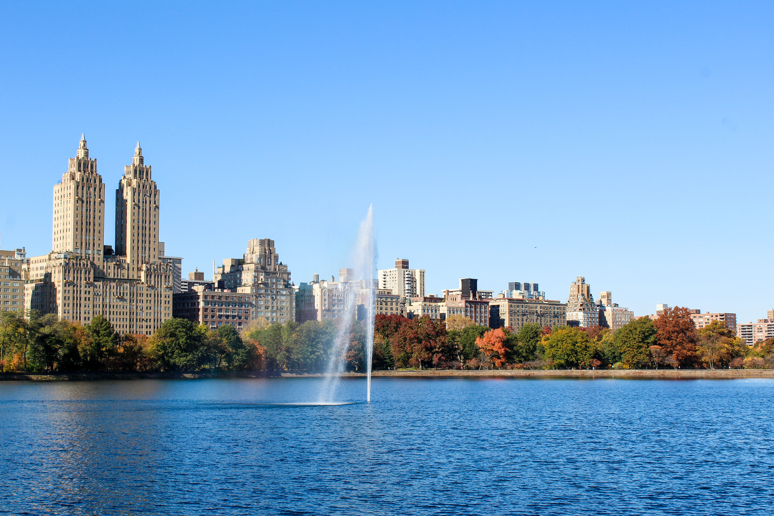 2 days in new york city itinerary take a walk around central park