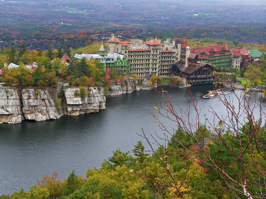 mohonk among the best nyc day trips