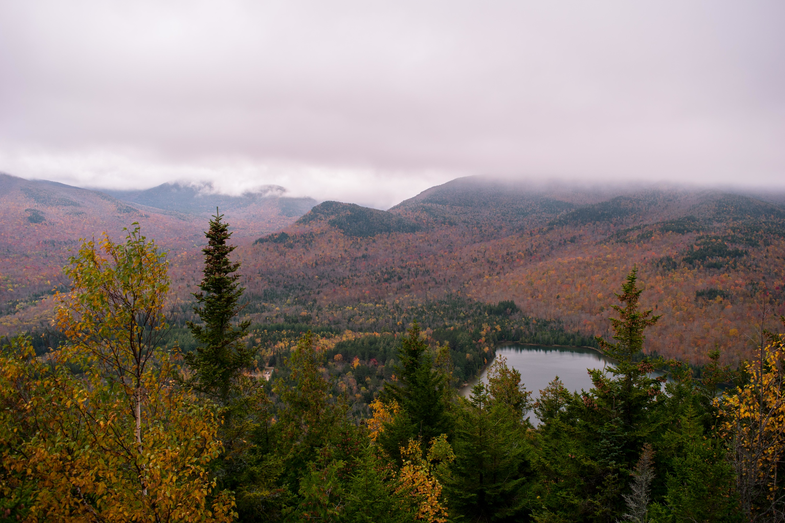 fall day trip nyc in lake placid