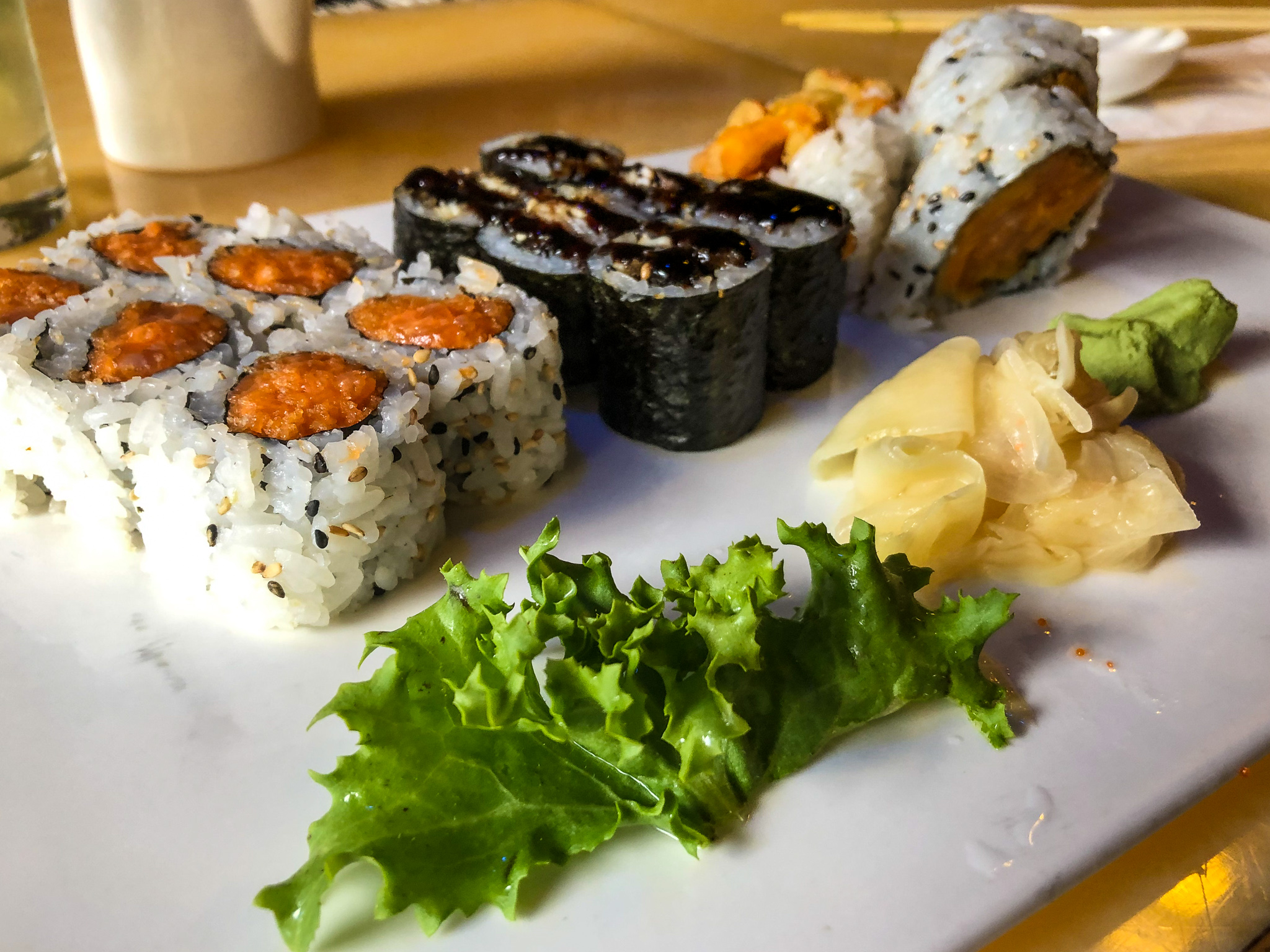 need yummy things to do in chelsea nyc? eat all the sushi