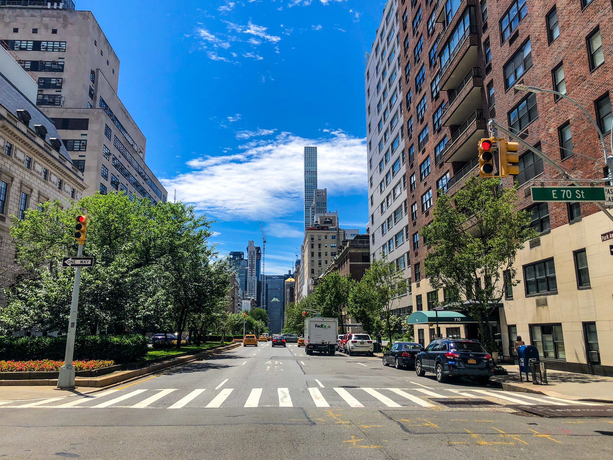 2 days in new york itinerary tip: walk as much as possible in 1 neighborhood