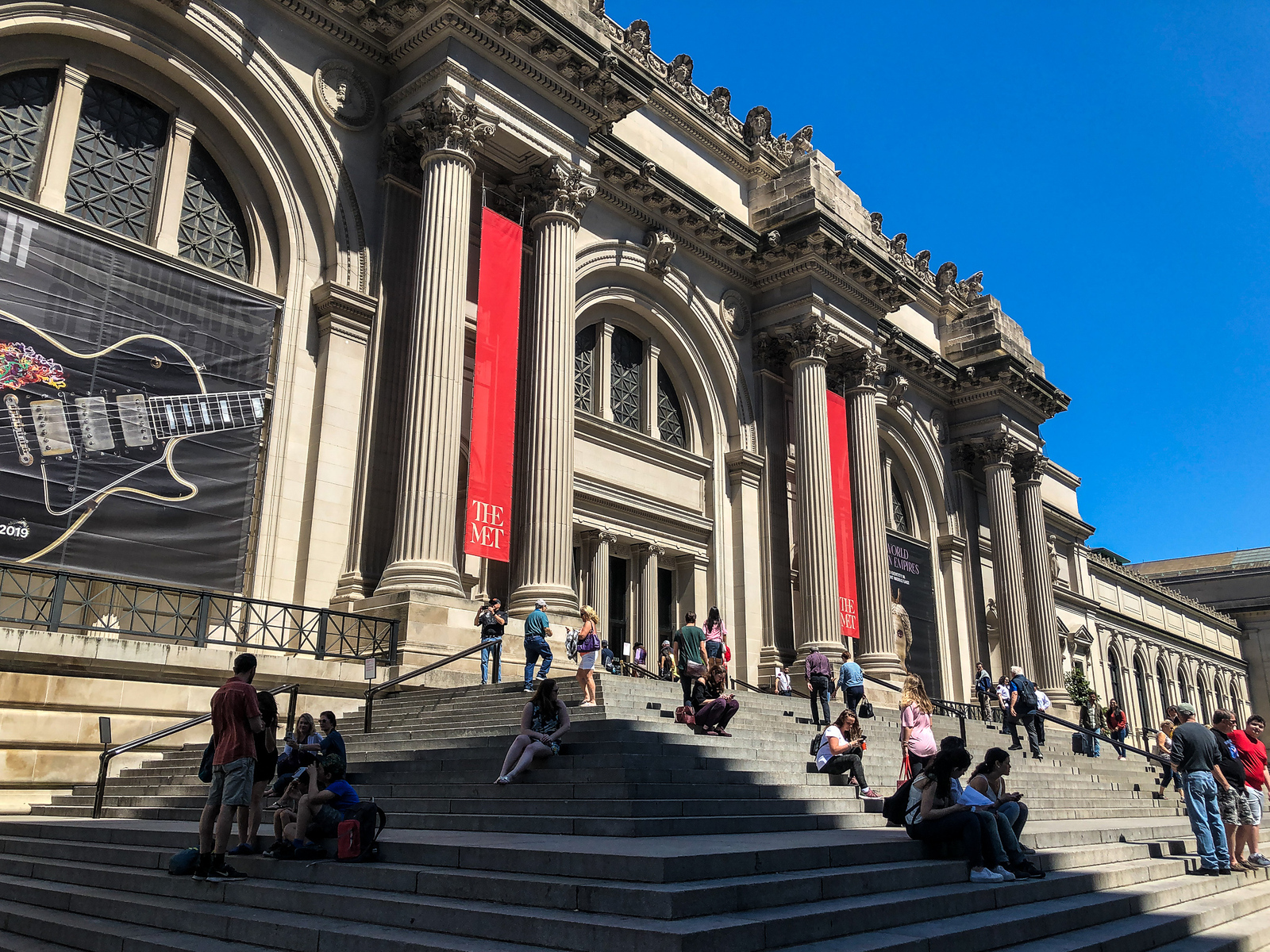 the met will teach you how to recover after a breakup
