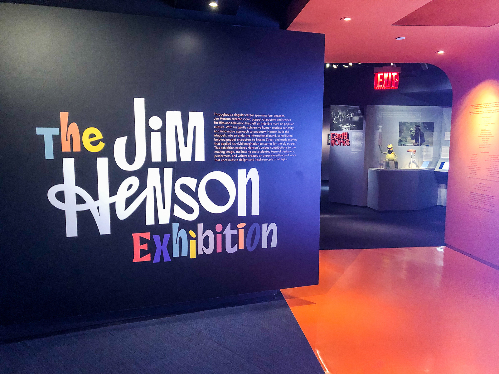 things to do in astoria: the jim henson exhibit