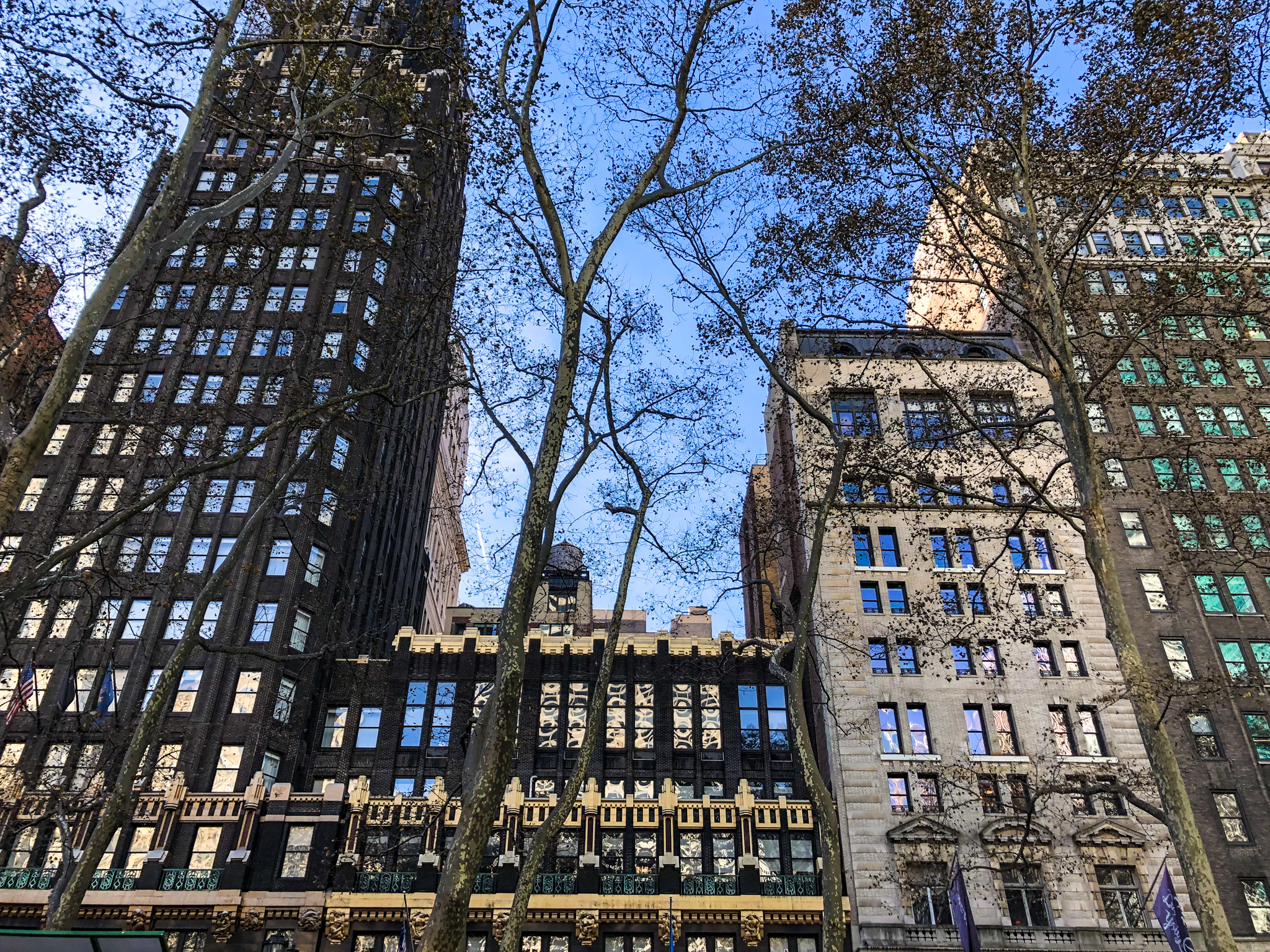 2 days in new york itinerary: classic buildings