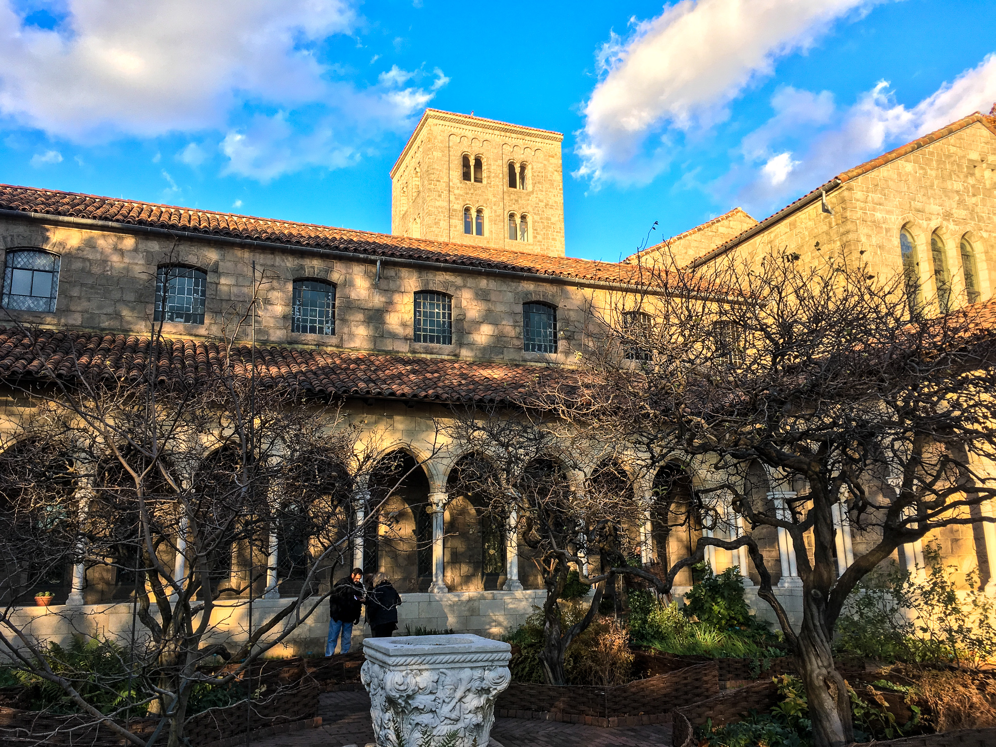 visiting the met? don't miss the cloisters