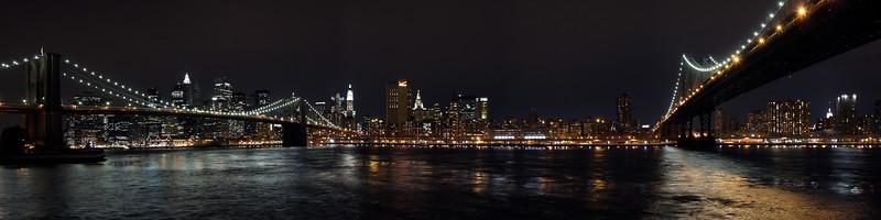 New York City, December 1, 2007