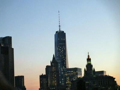 Photos of my New York City Sightseeing