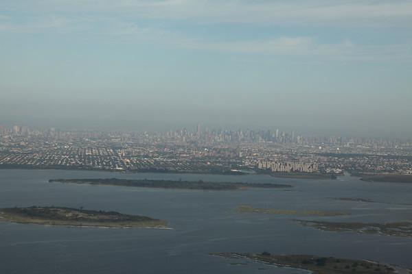 New York City Sept 2009