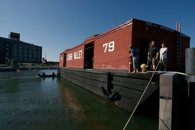 Waterfront Museum turns