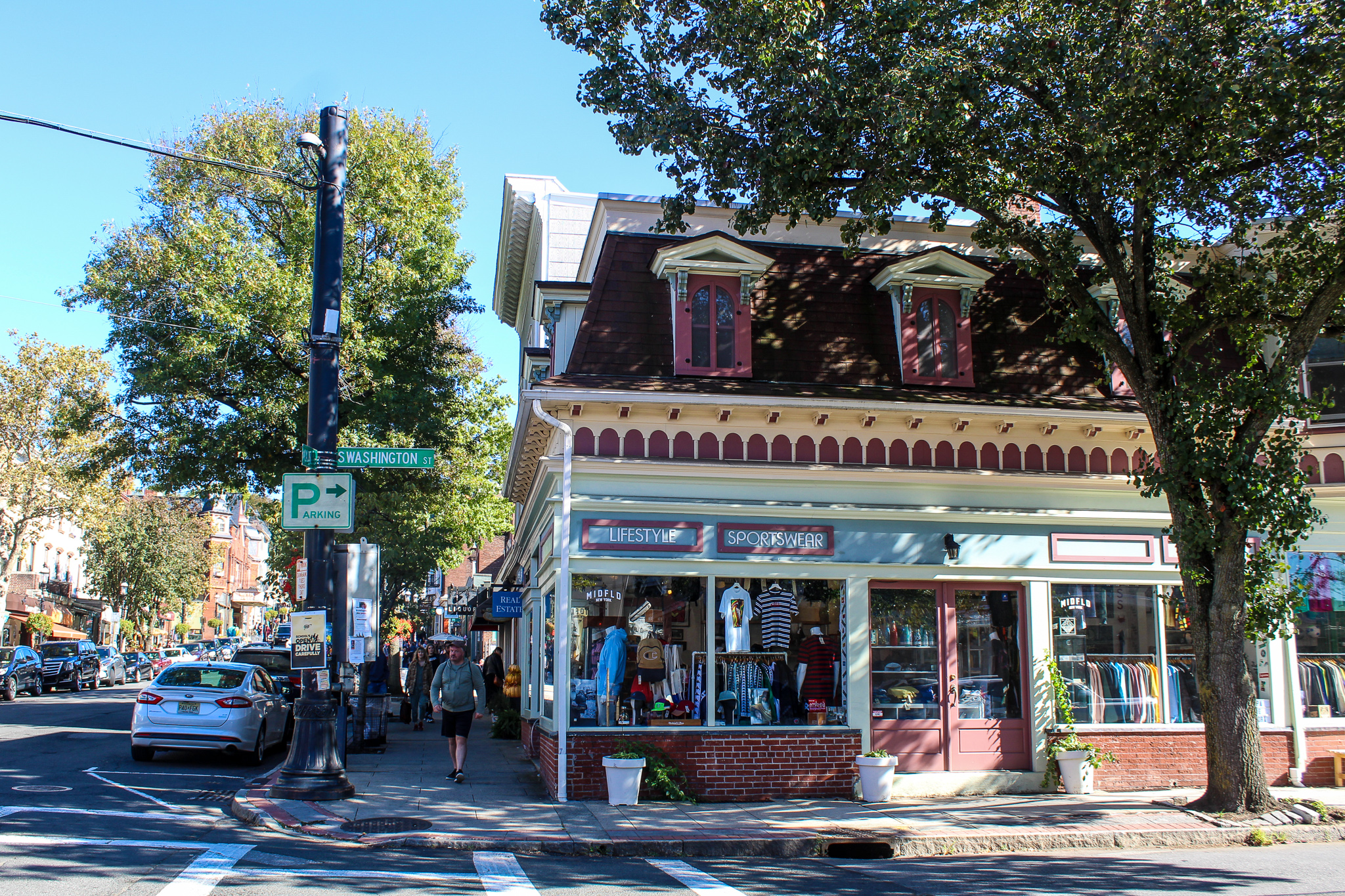 things to do in sleepy hollow ny: stop in nearby tarrytown