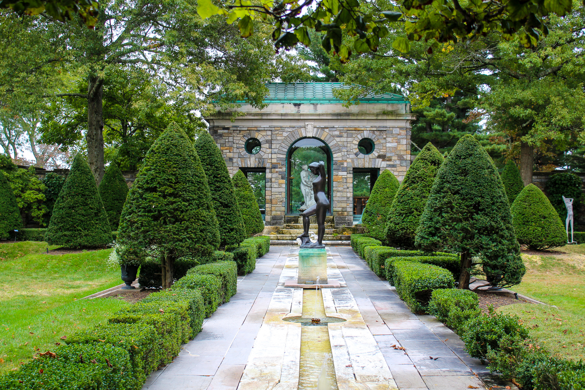 gardens are among the things to do in sleepy hollow