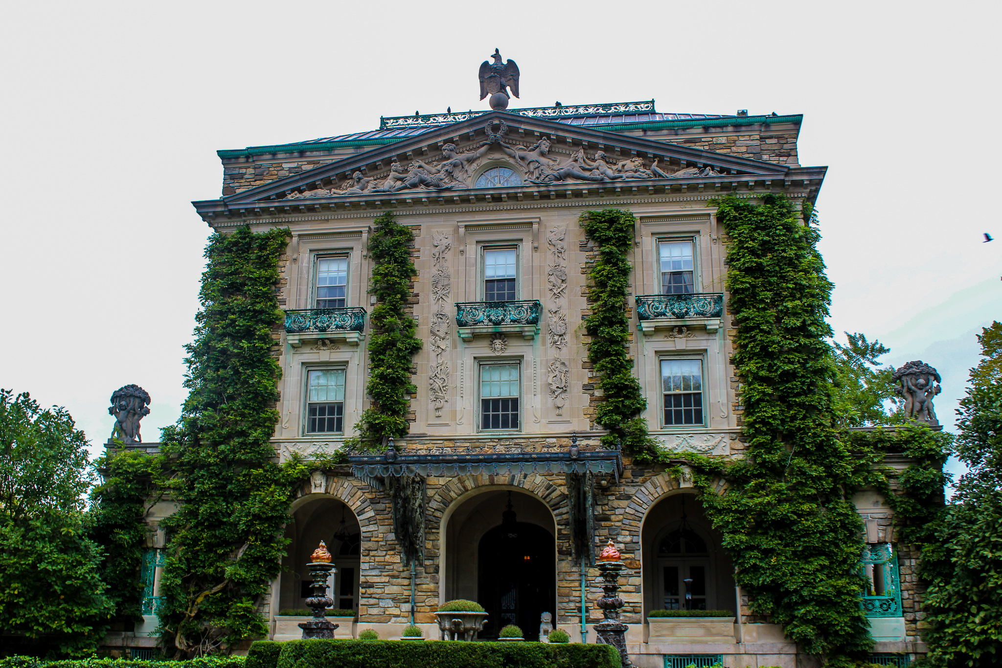 things to do in sleepy hollow new york include seeing a Rockefeller estate