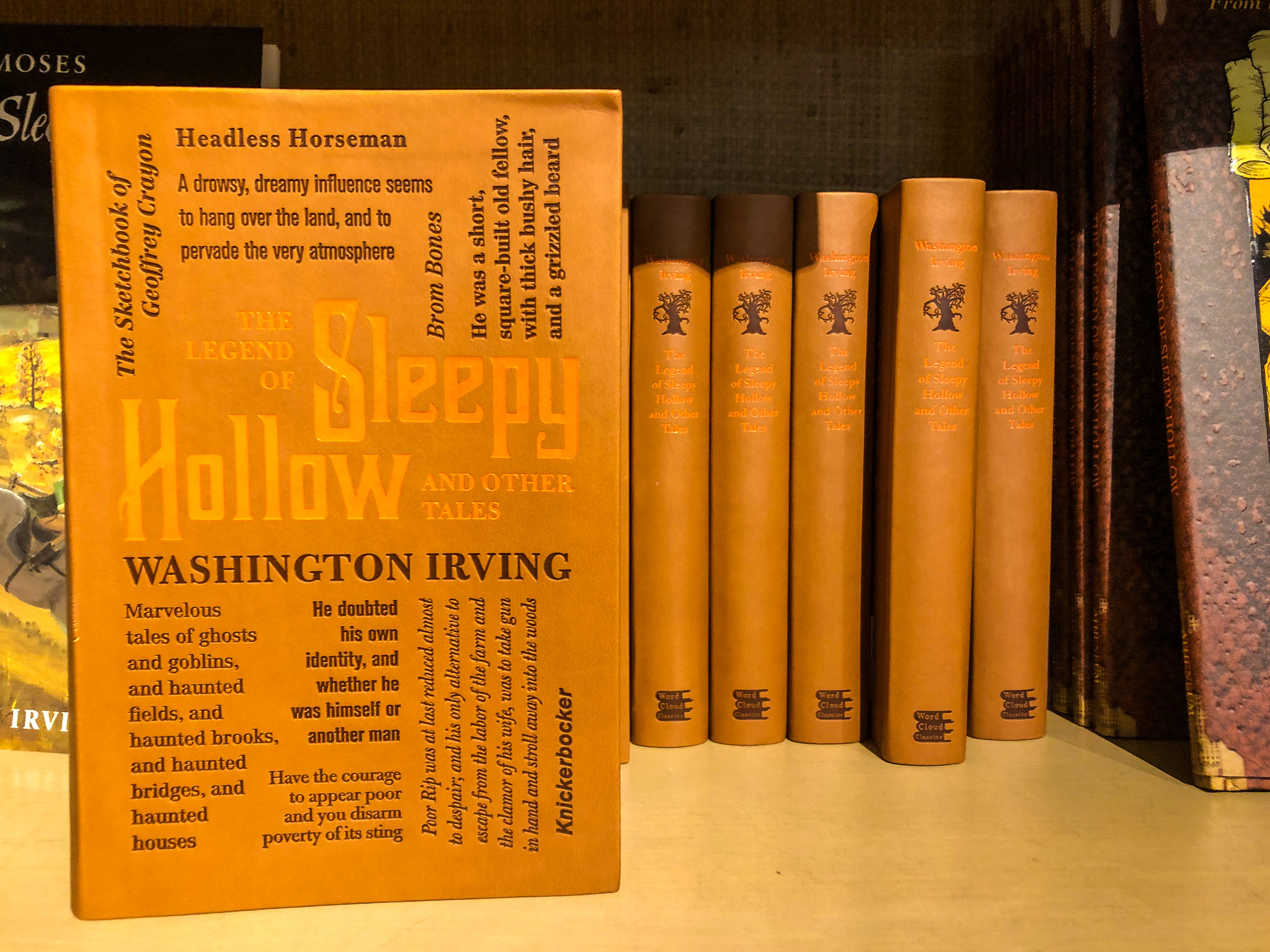 things to do in sleepy hollow new york: read the original legend