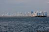 Lower Manhattan as seen from Staten Island.