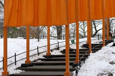 Gates steps