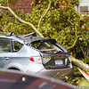 A direct hit<br /> <br /> Park Slope, Brooklyn Tornado 9/16/10 - (c) Michael Landry.com