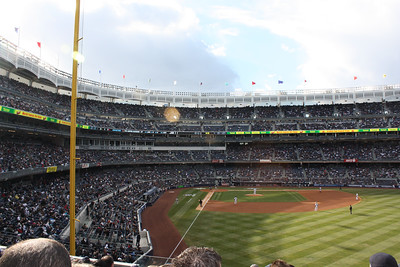 Yankee Stadium, 2011