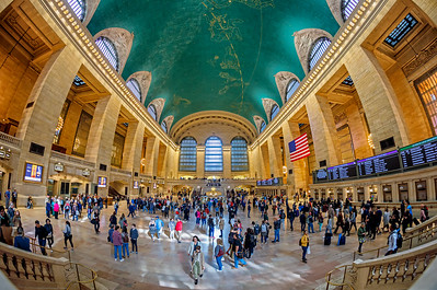 Grand Central Sunday Morning