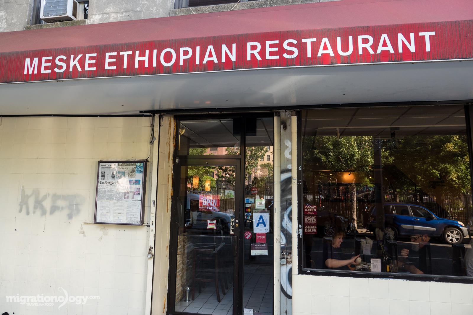Meske Ethiopian Restaurant