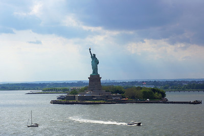 Statue of Liberty by Beata Obrzut