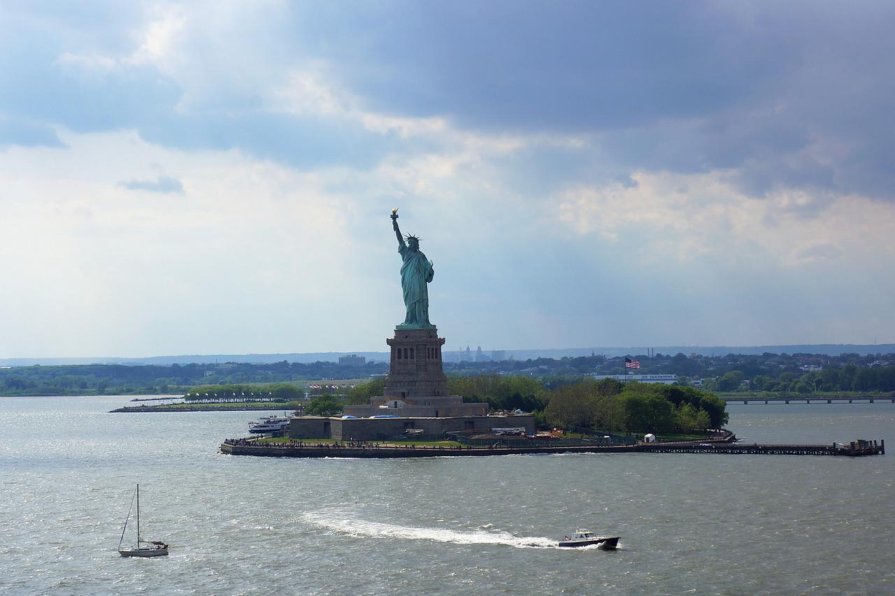 Statue of Liberty by Beata Obrzut