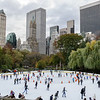 Wollman Skating Rink near Central Park South, New York City