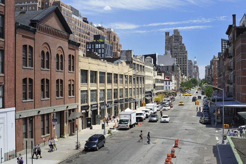 Meatpacking District, 14th Street, NYC