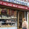 J. Baczynsky East Village Meat Market on Second Avenue, New York City