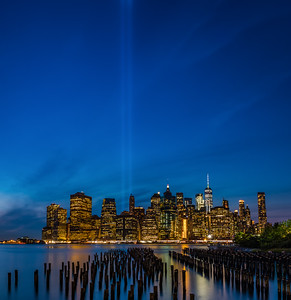 9/11 Tribute in Light I