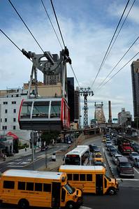 Roosevelt Island Tram by Beata Obrzut