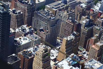 Buildings from Empire State Building