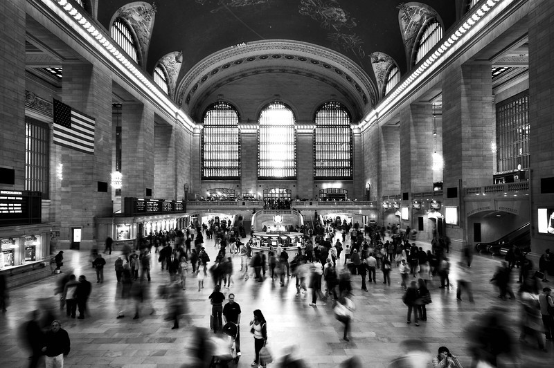 Grand Central Terminal, New York City.