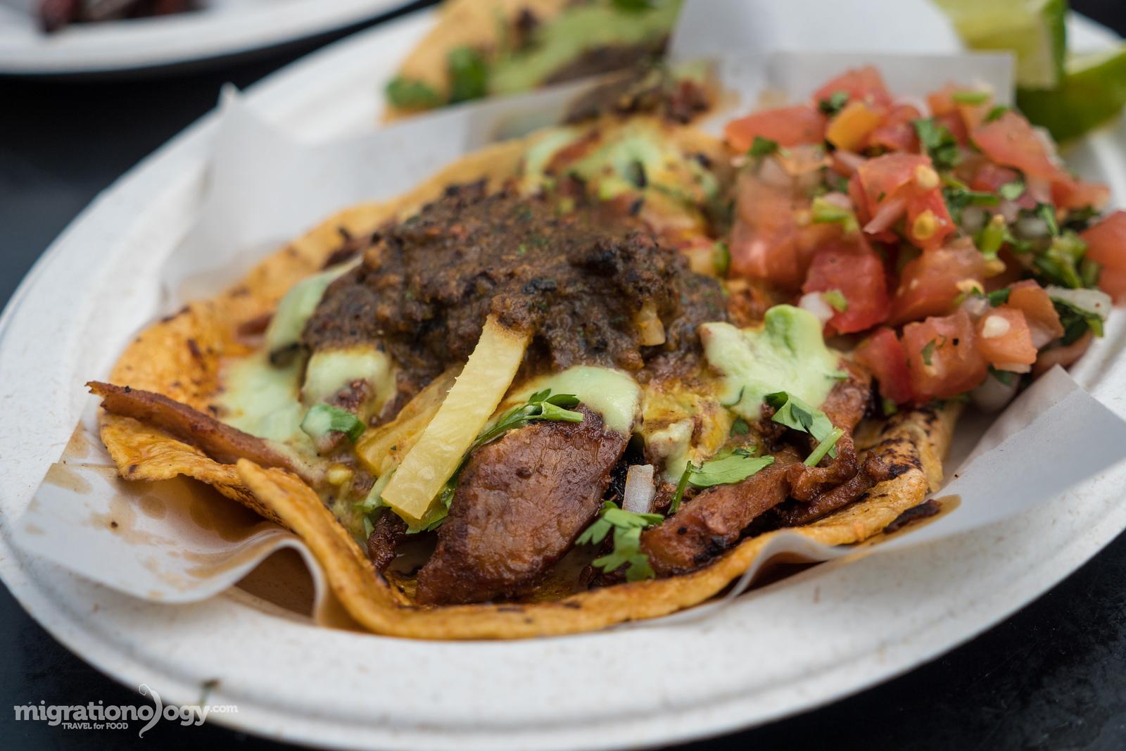 I migliori tacos a New York