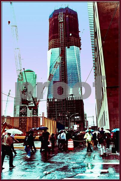 One World, NYC ~