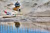 Rockaway Beach, New York, a while after Hurrican Sandy