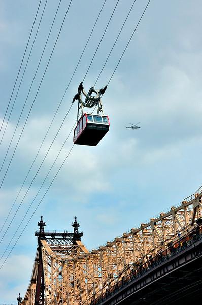 Ride Above the Bridge by Beata Obrzut