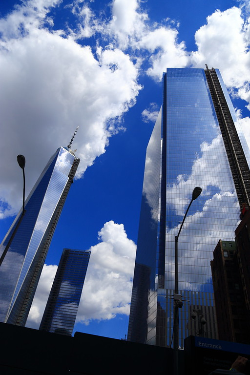 Towers Against the Sky