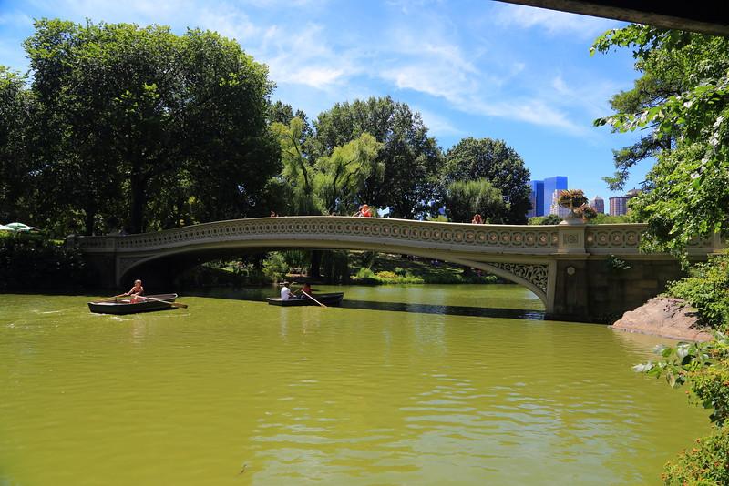 Bridge at Central Park