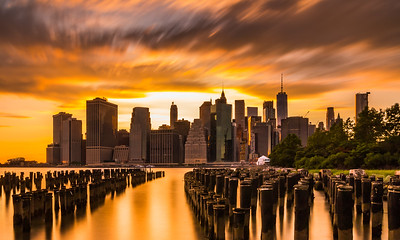 Manhattan Skyfire I