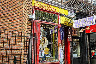 the little lebowski shop in new york city abides