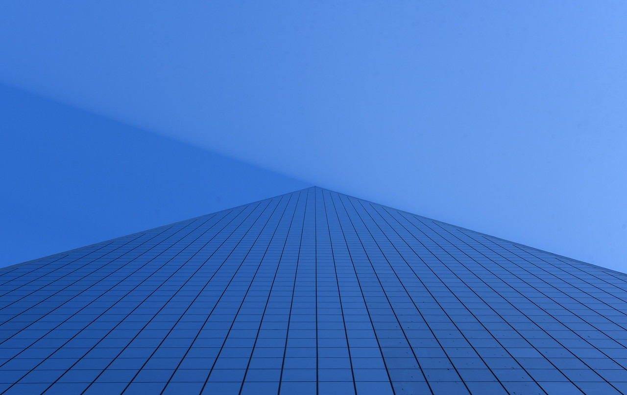 One World Trade Center & Shadow