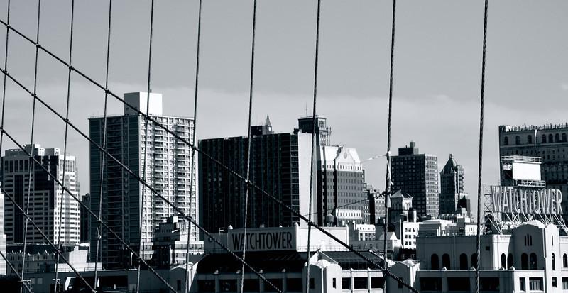 The Brooklyn View by Beata Obrzut