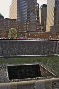 WTC 9/11 Memorial South Pool
