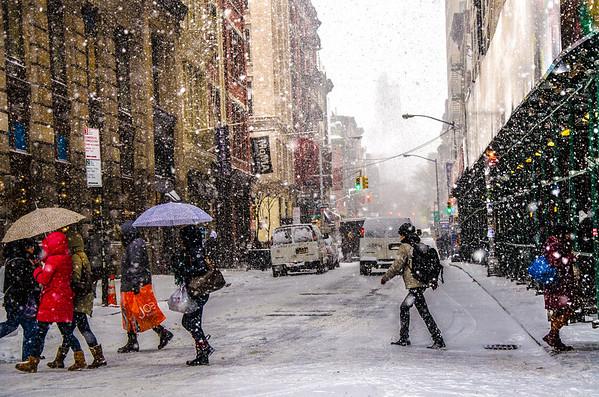 Soho and Snow