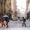 Soho and Snow