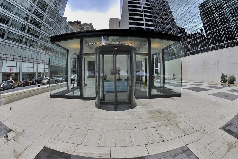 International Center of Photography, Sixth Avenue, NYC