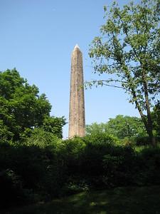 Cleopatra's Needle Obelisk in Central Park
