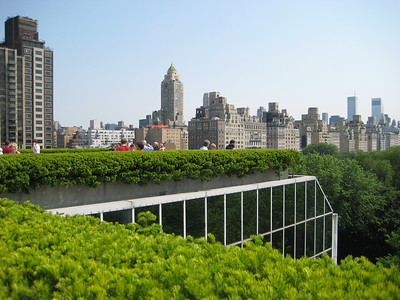 Metropolitan Museum of Art Roof Garden