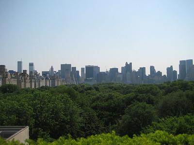 Metropolitan Museum of Art Roof Garden
